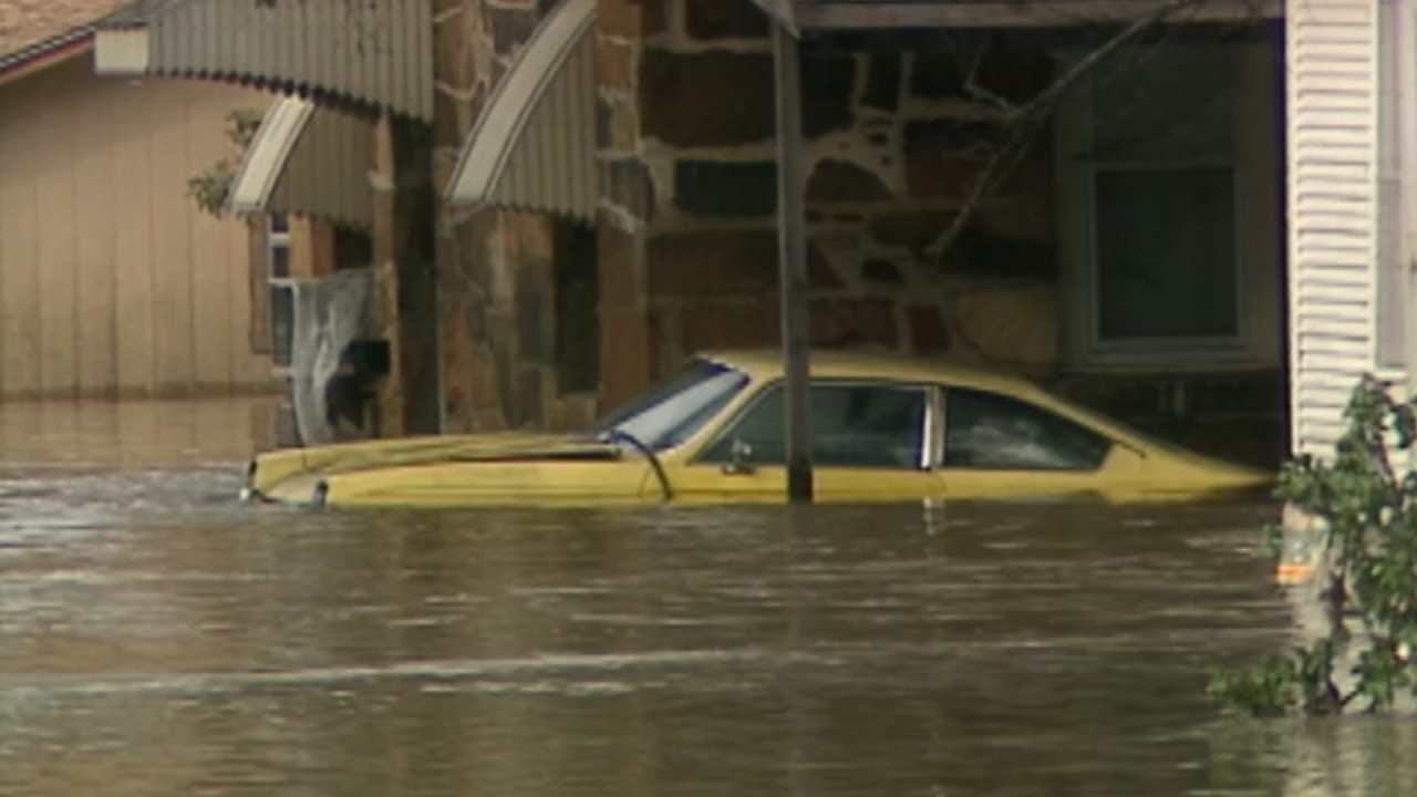 Lessons Of '86: What Green Country Can Do To Prepare For Next Major Flood