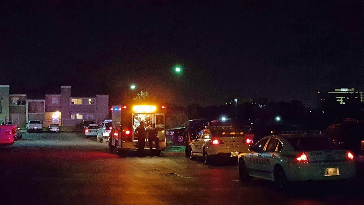 Bullet Grazes Victim's Hand During Tulsa Home Invasion