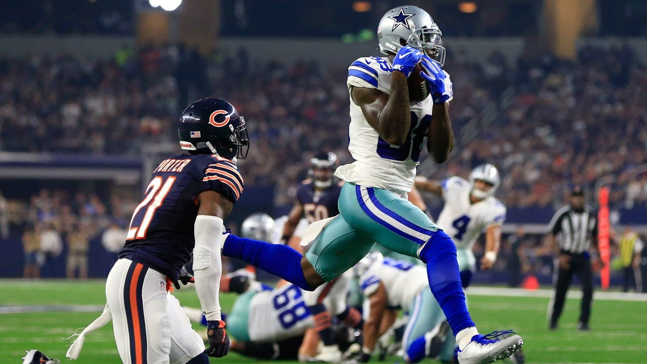 Cowboys' Bryant Has Hairline Knee Fracture, Outlook Unclear