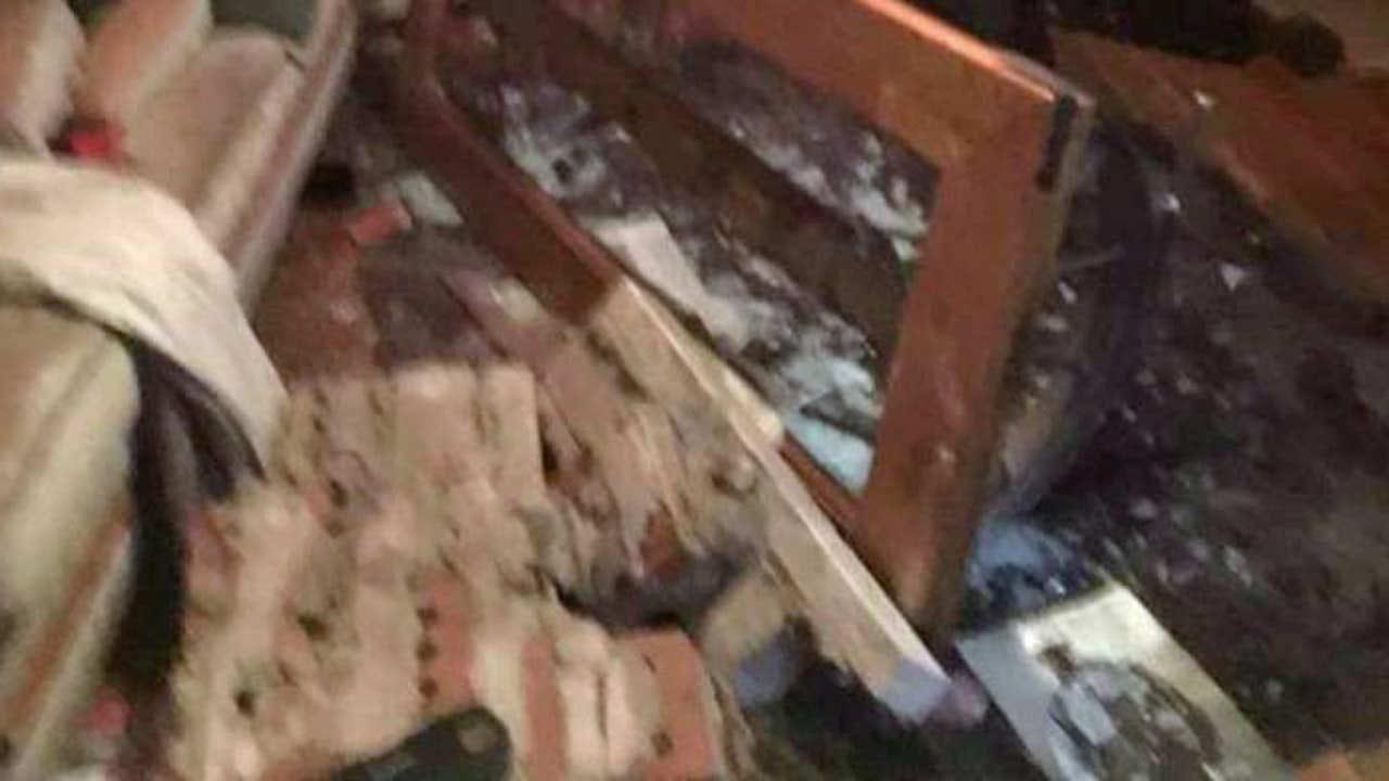Pawnee Man Injured Protecting Child In Earthquake