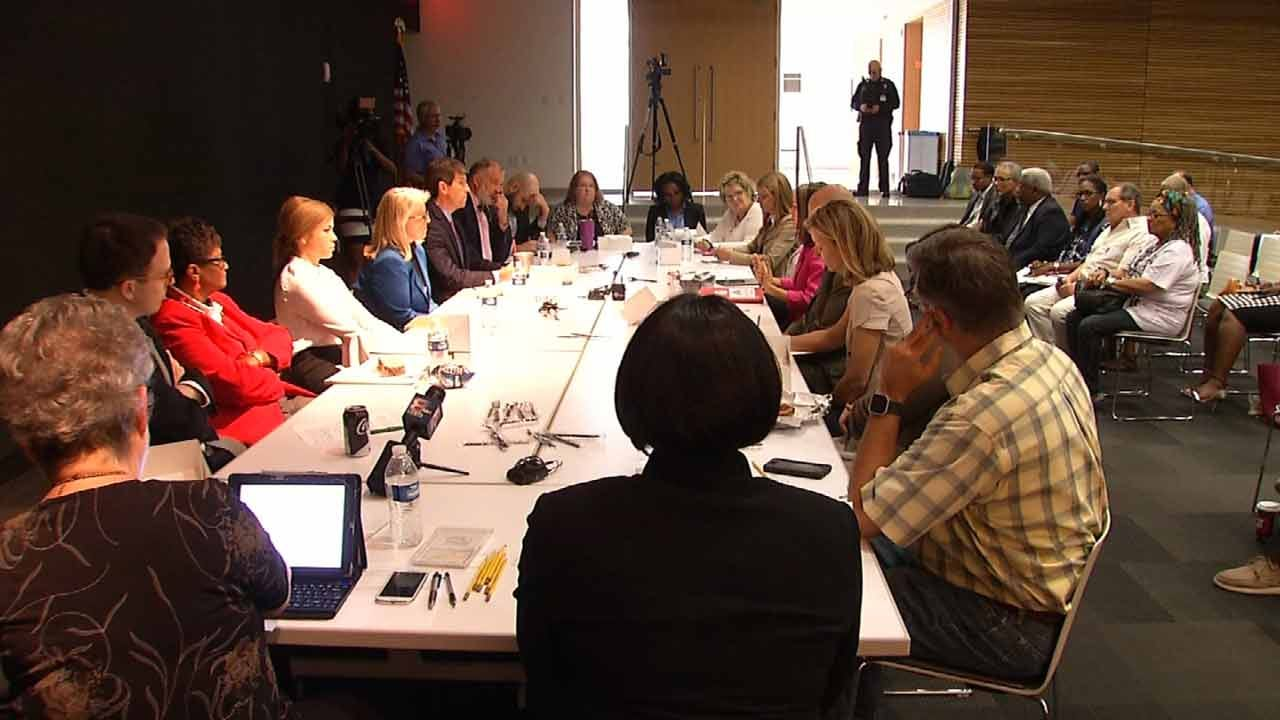 TPS, City Discuss How To Help During Education Funding Crisis