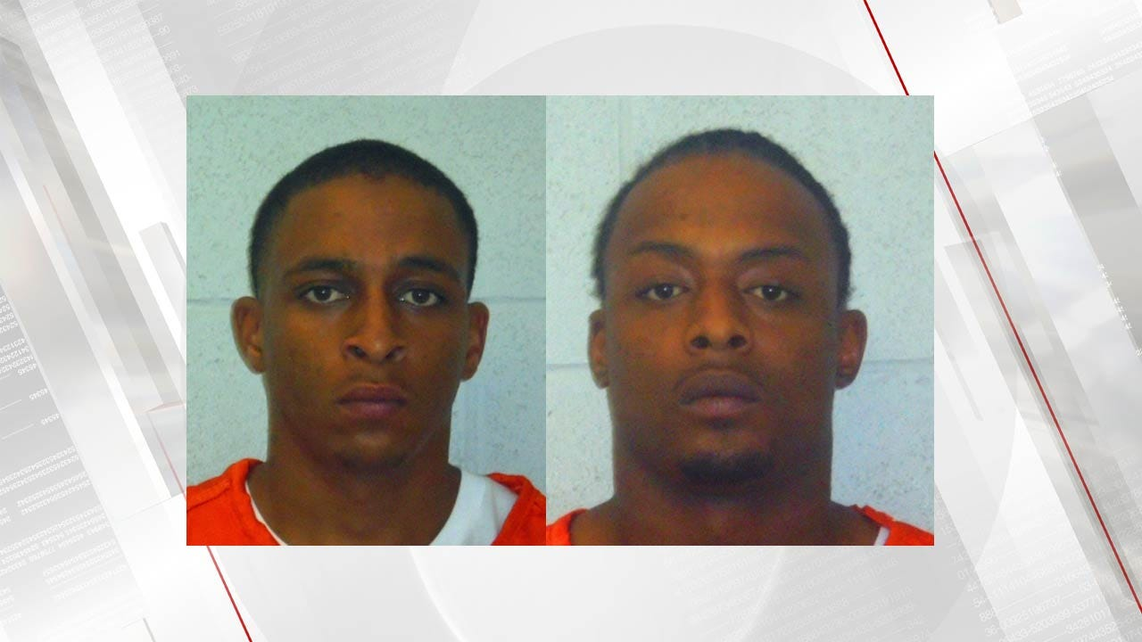 Two Okmulgee Brothers Arrested For Murder