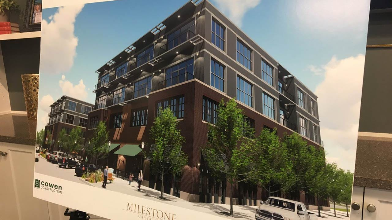 Broken Arrow Announces New Multi-Use Rose District Development