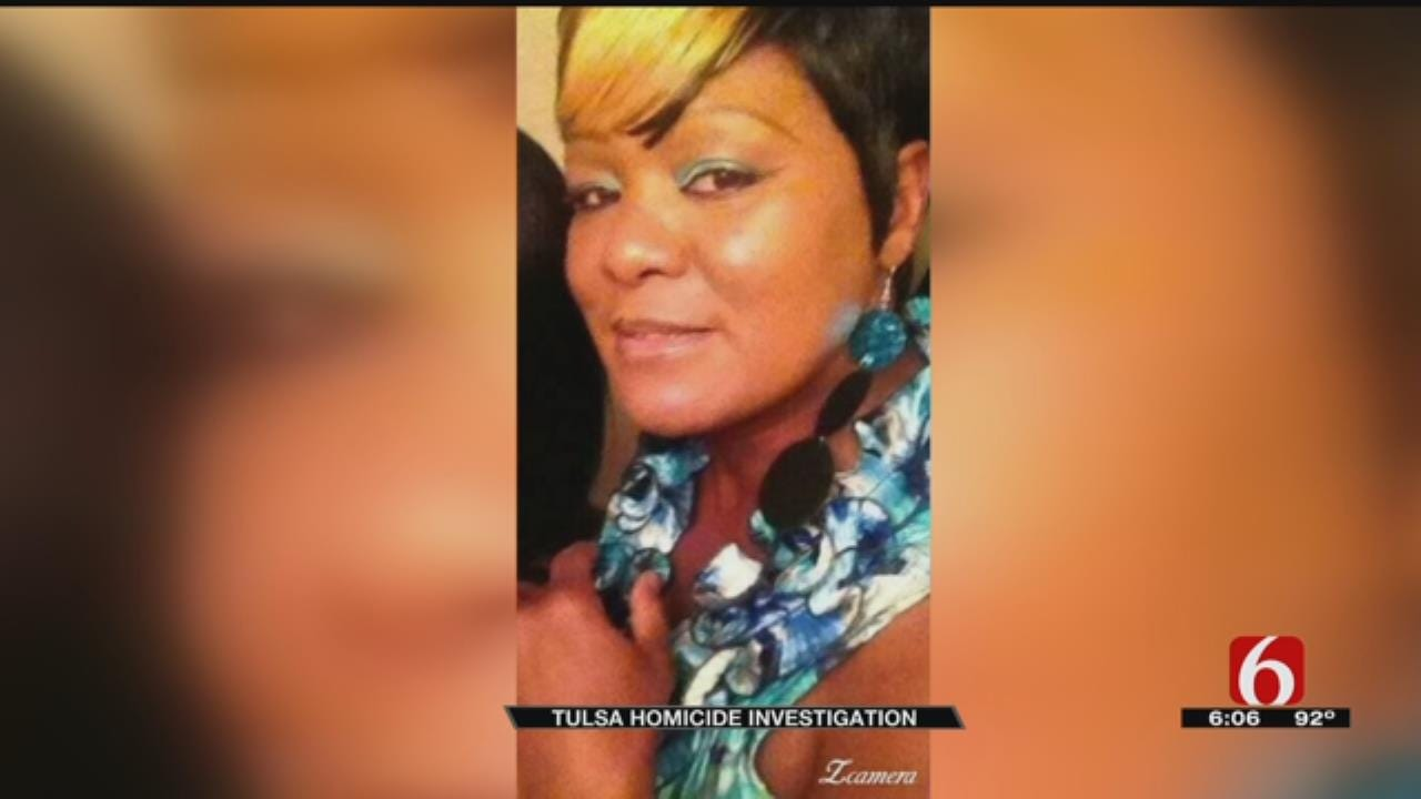 Family Of Slain Tulsa Woman Say She Didn't Deserve To Die