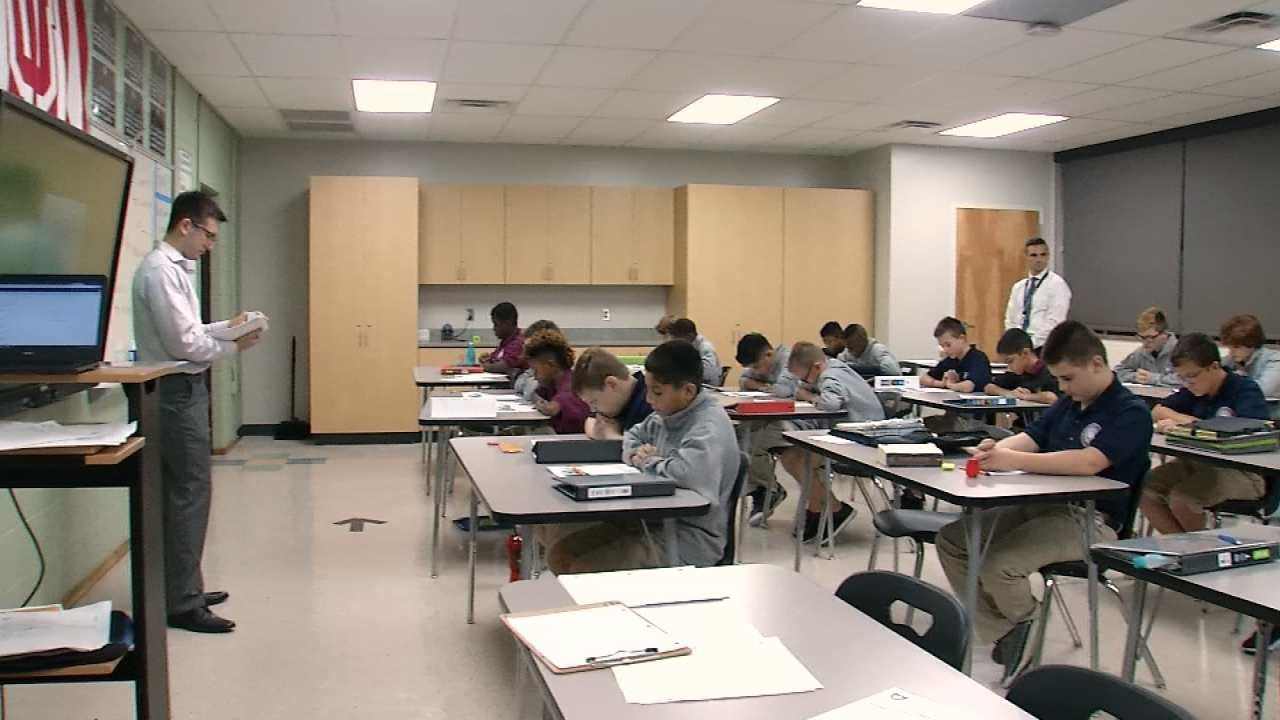Tulsa Charter School Targets Students In Area Known For High-Crime, Poverty