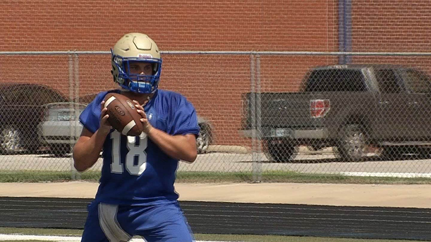 Expectations High For Oologah Football