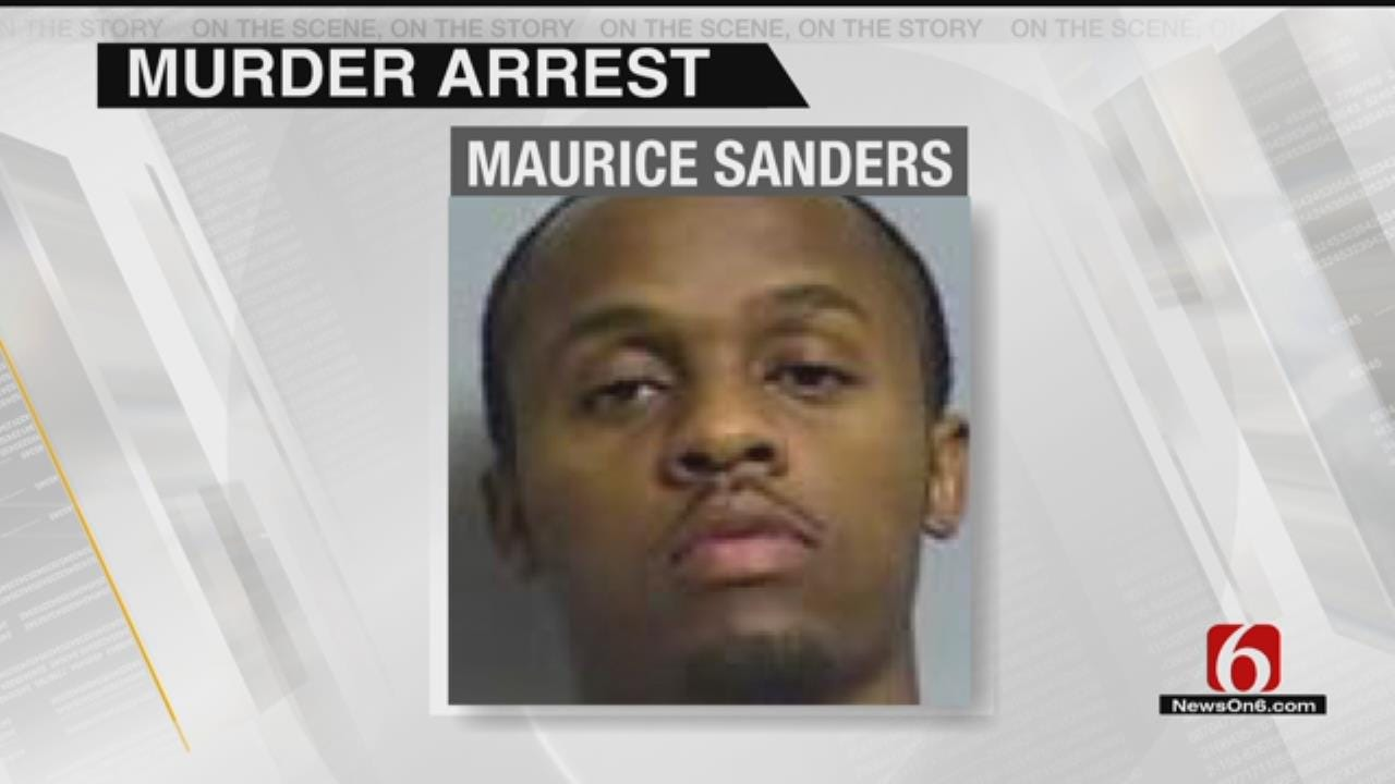 Third Tulsa Murder Suspect Arrested In City's 51st Homicide