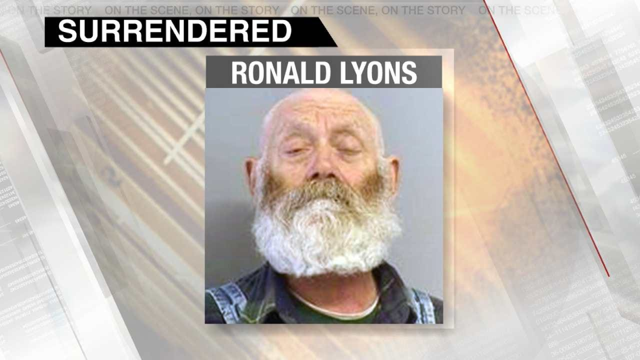 Oklahoma Fugitive Turns Himself In After 30 Years On The Run