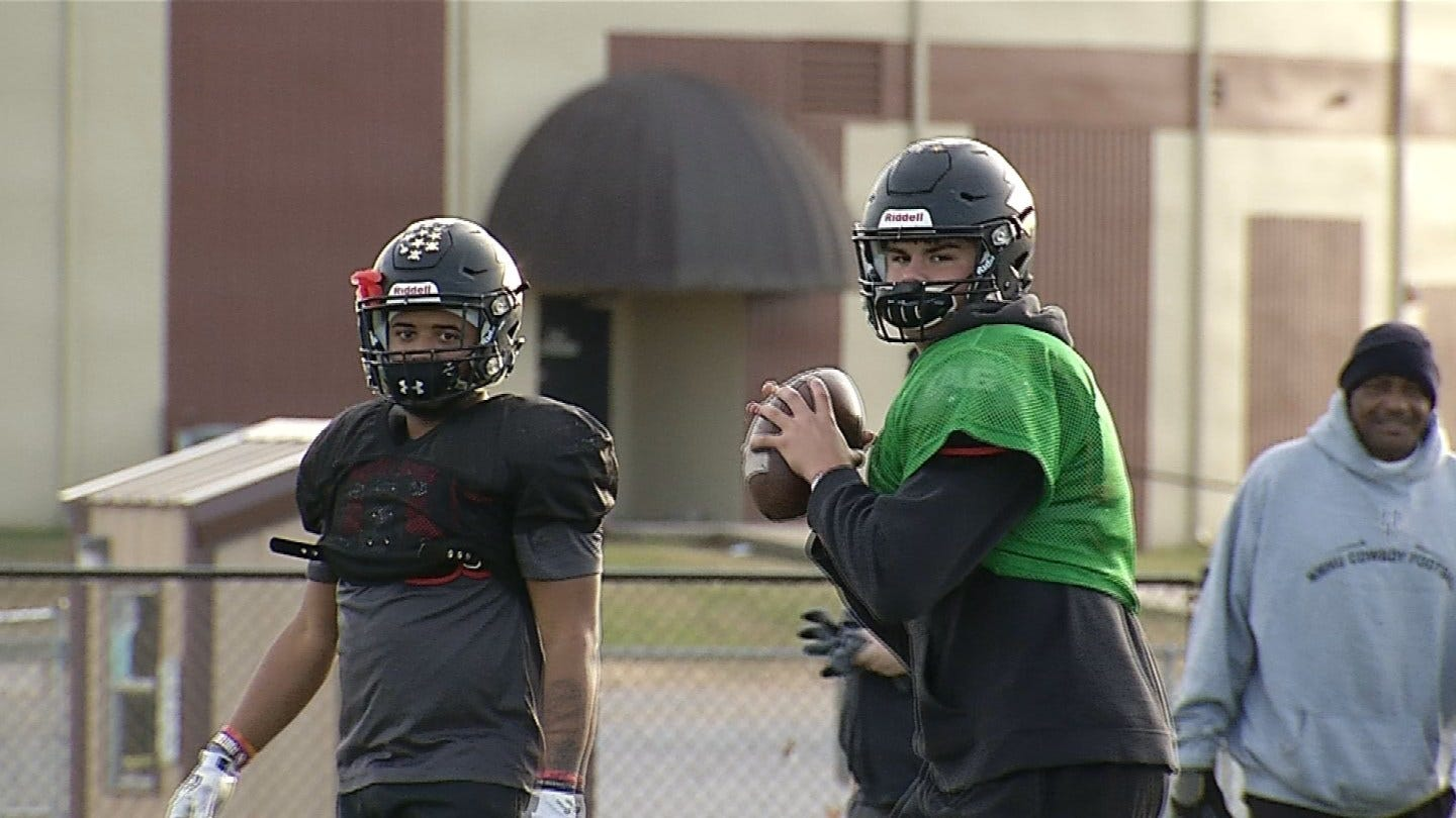 Beggs Football Plays First State Title Game In 40 Years