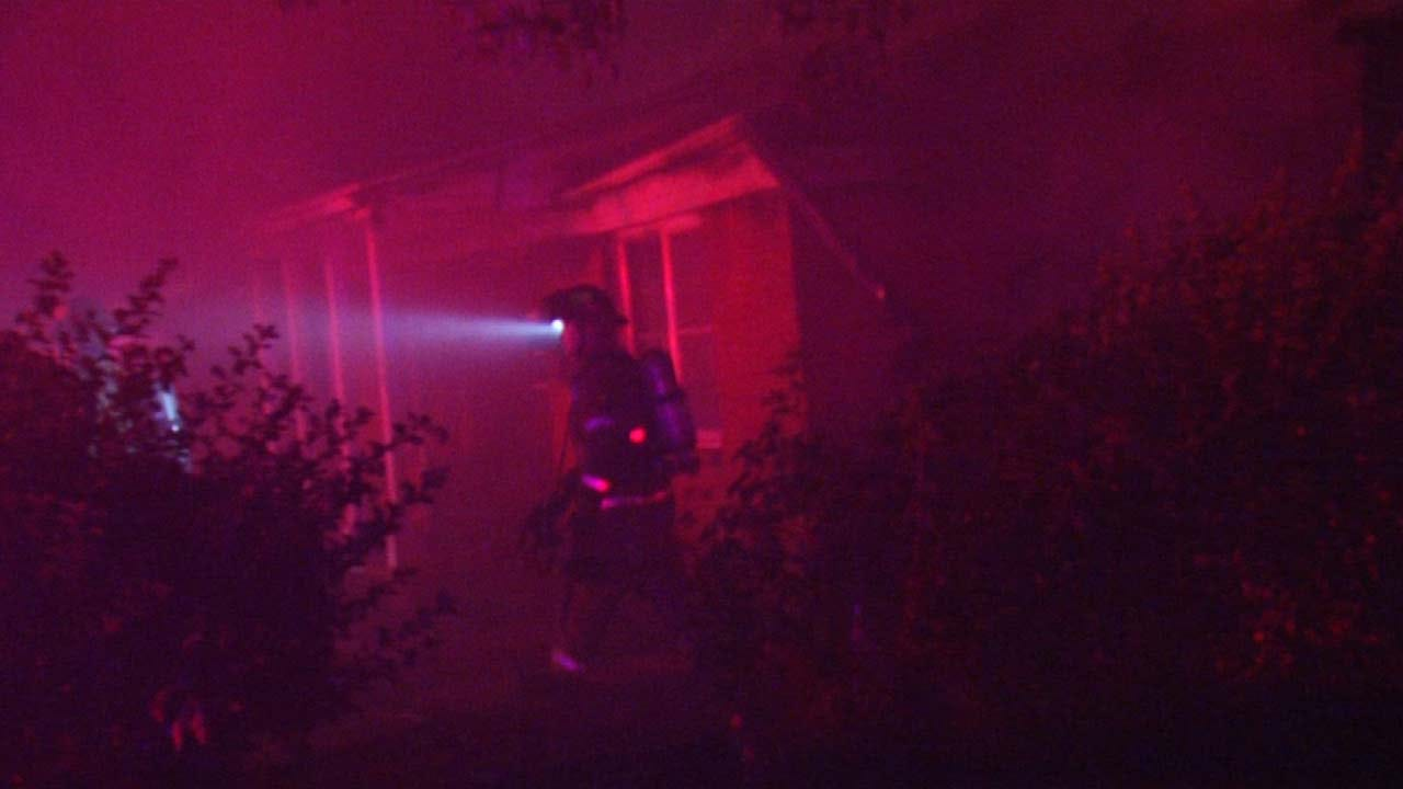 Fire In Vacant Tulsa Home Endangers Firefighters