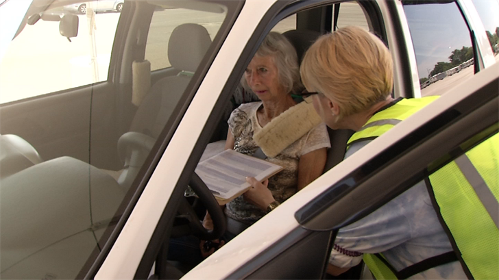 New AAA Program Fits Seniors To Cars For Better Safety