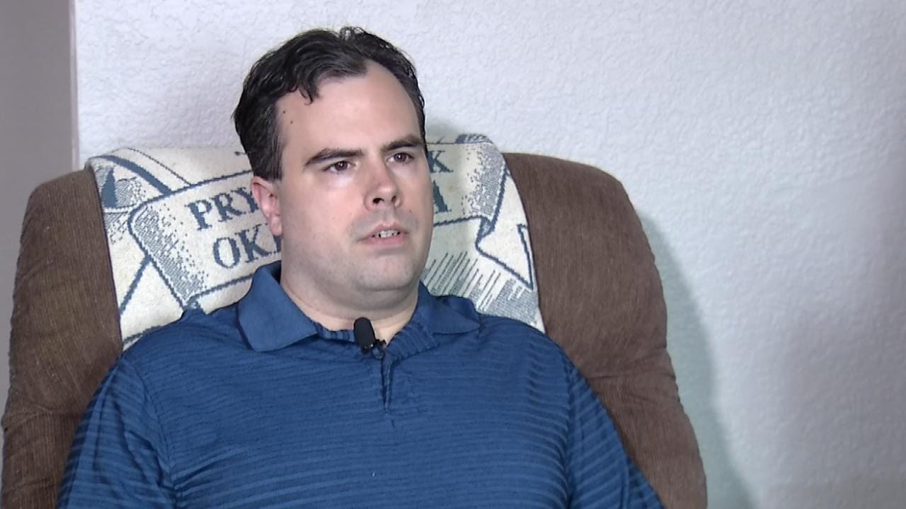 Oklahoma Family Copes With Unemployment