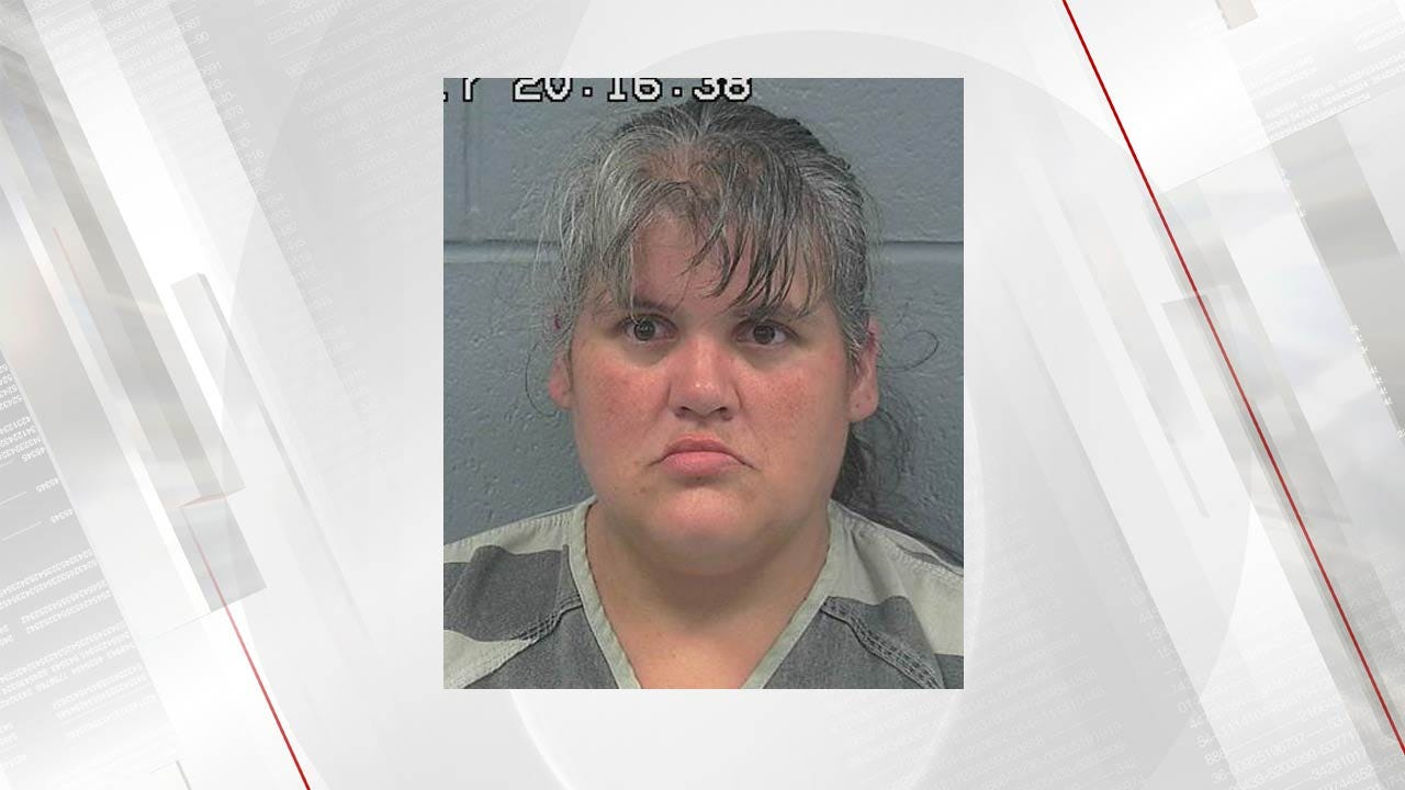 Wandering 4-Year-Old Leads To Claremore Woman's Arrest