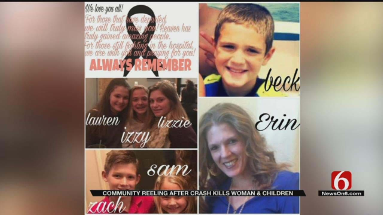 McDonalds In Bixby To Hold Fundraiser For Fatal Crash Victims