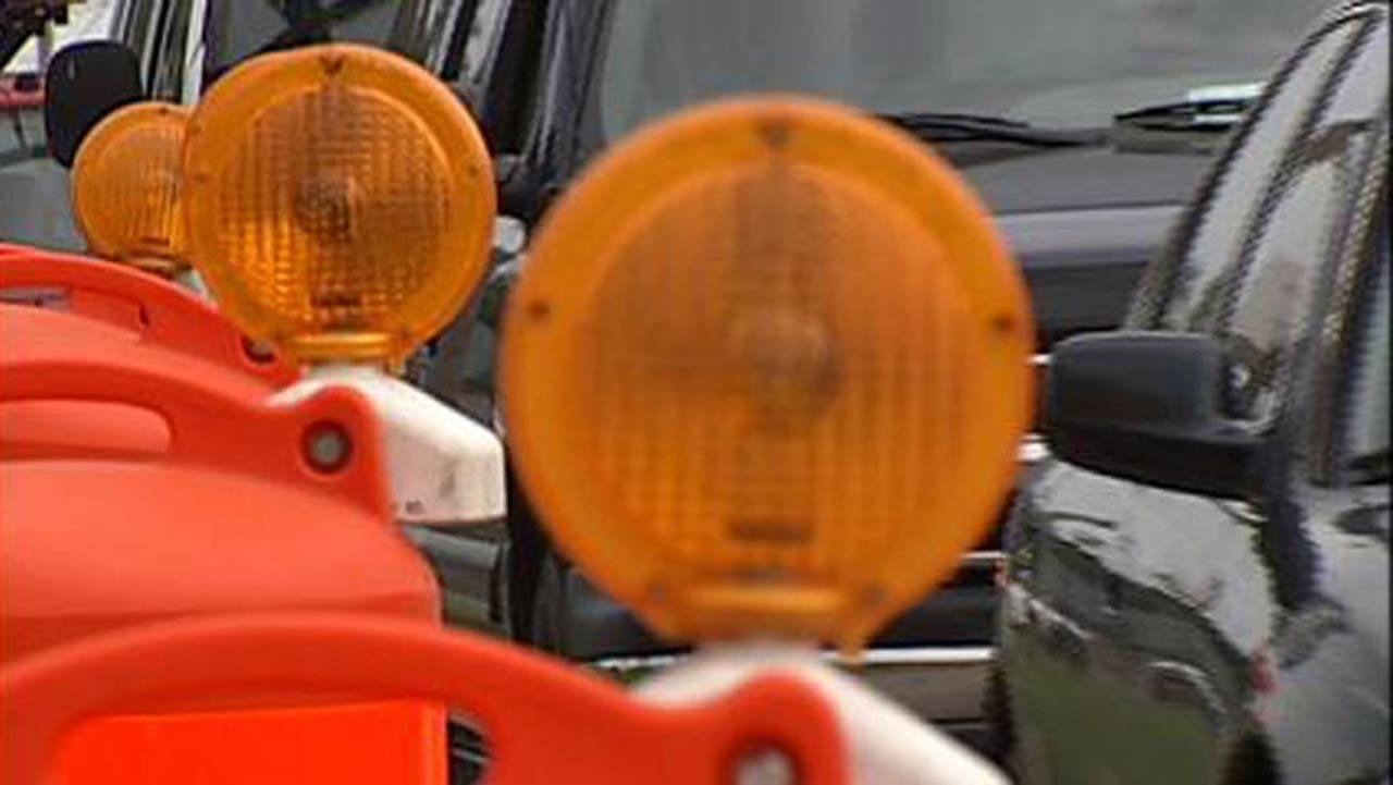 ODOT Starts New West Tulsa Road Project
