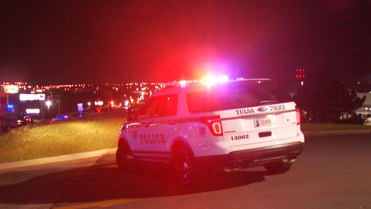 Motorcyclist Killed In Tulsa Crash