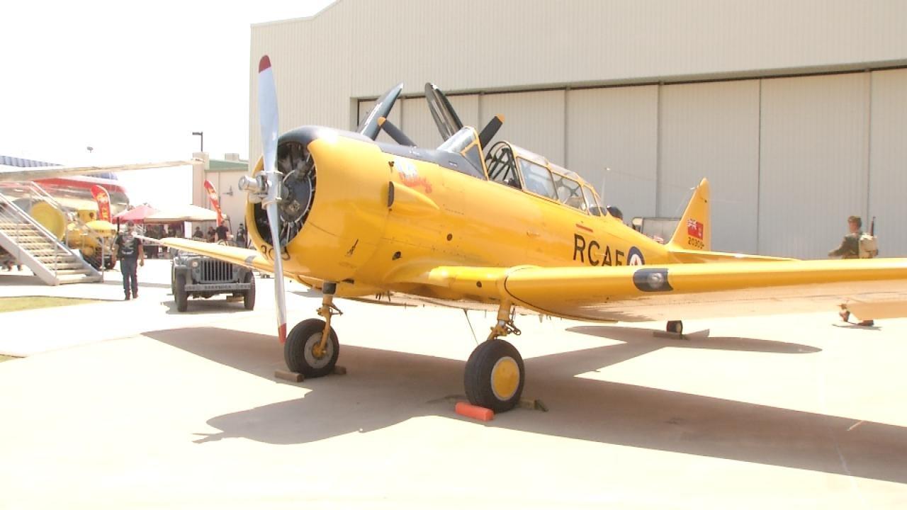 Tulsa Air And Space Museum Honors America's Veterans