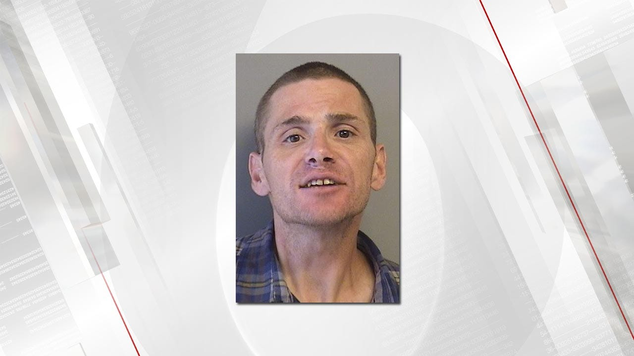 Man In Jail Suspected Of Robbing Tulsa Bank