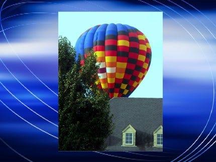 Tulsa International Balloon Festival Takes Flight