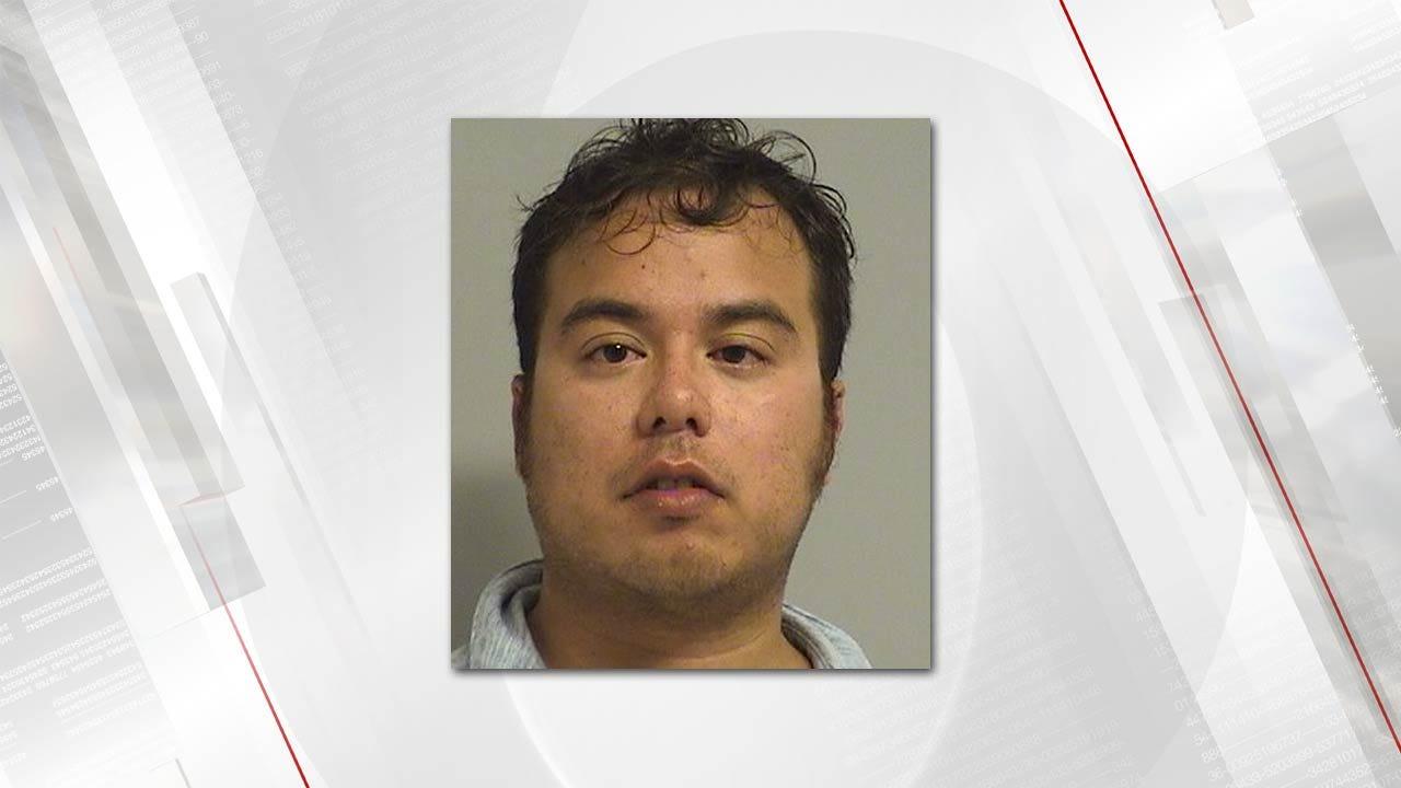Driver Arrested On For DUI After Tulsa Crash