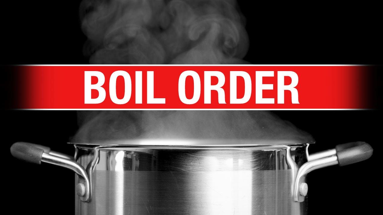 After Being Lifted, City Of Beggs Re-Issues Water Boil Order