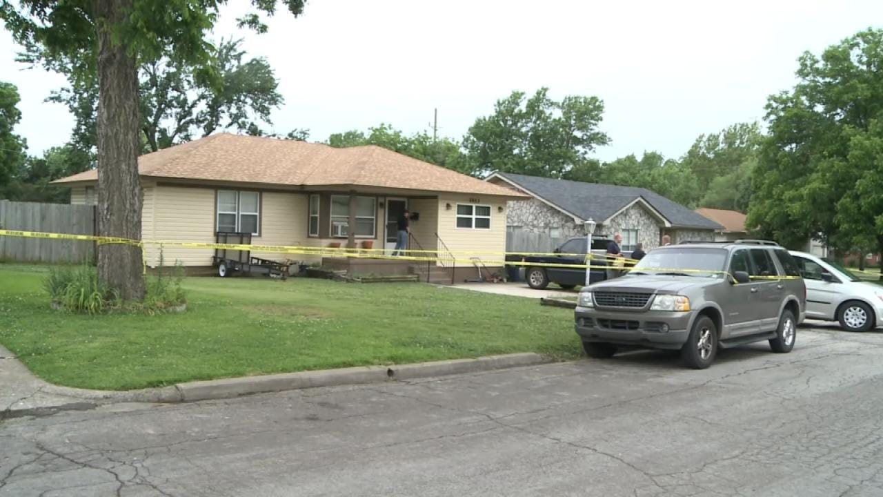 Police: Man Killed Ada Neighbor Who Was Drowning Infants