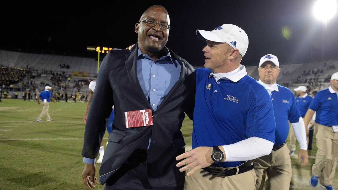 Tulsa AD Derrick Gragg Confident Of Keeping Philip Montgomery