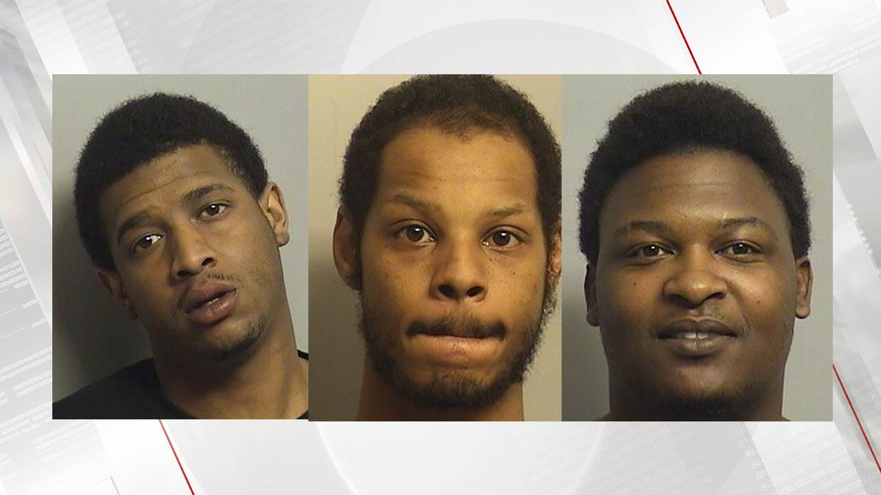 Three Arrested After Tulsa Pizza Delivery Driver Robbed
