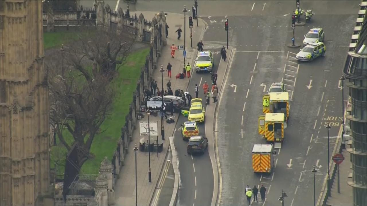 Arrests Made After London Attack