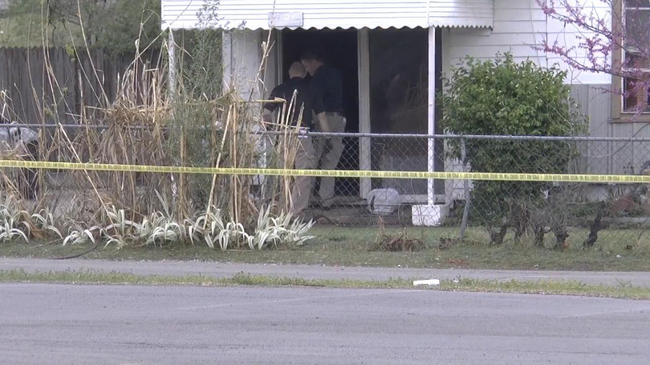 Police: Man Found Shot To Death Inside Tulsa Home