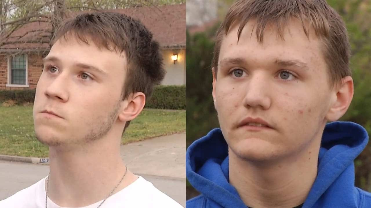 Killing of 3 teens during burglary may test Oklahoma