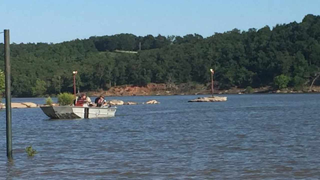 OHP: Swimmer Missing On Lake Eufaula