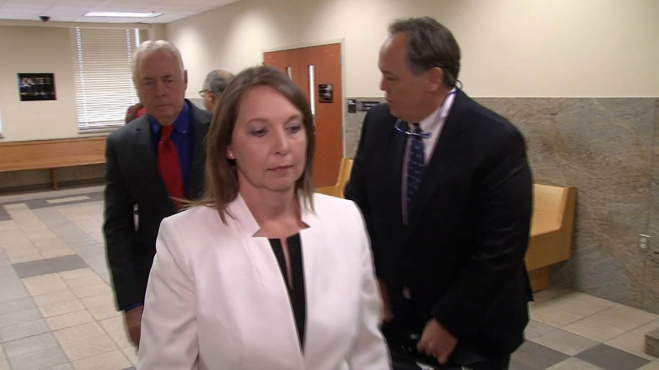 Betty Shelby Describes Encounter With Terence Crutcher