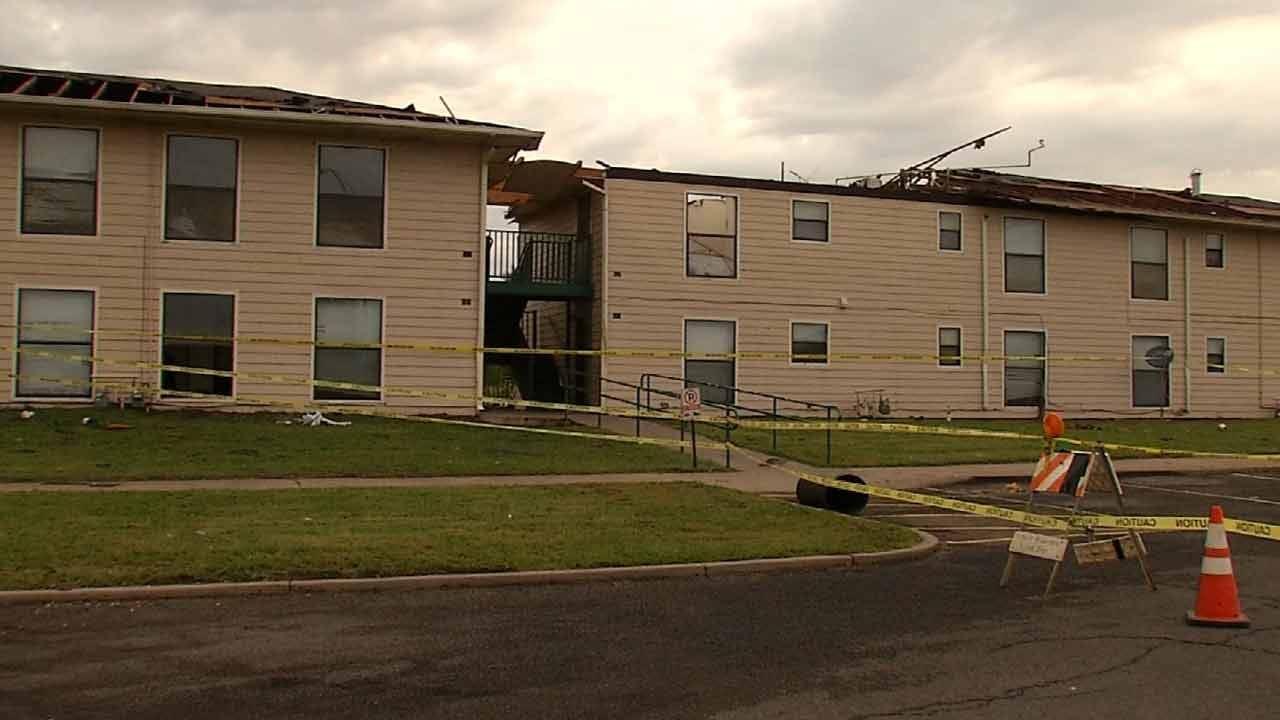 7 Tornadoes Hit Oklahoma Last Thursday, NWS Says