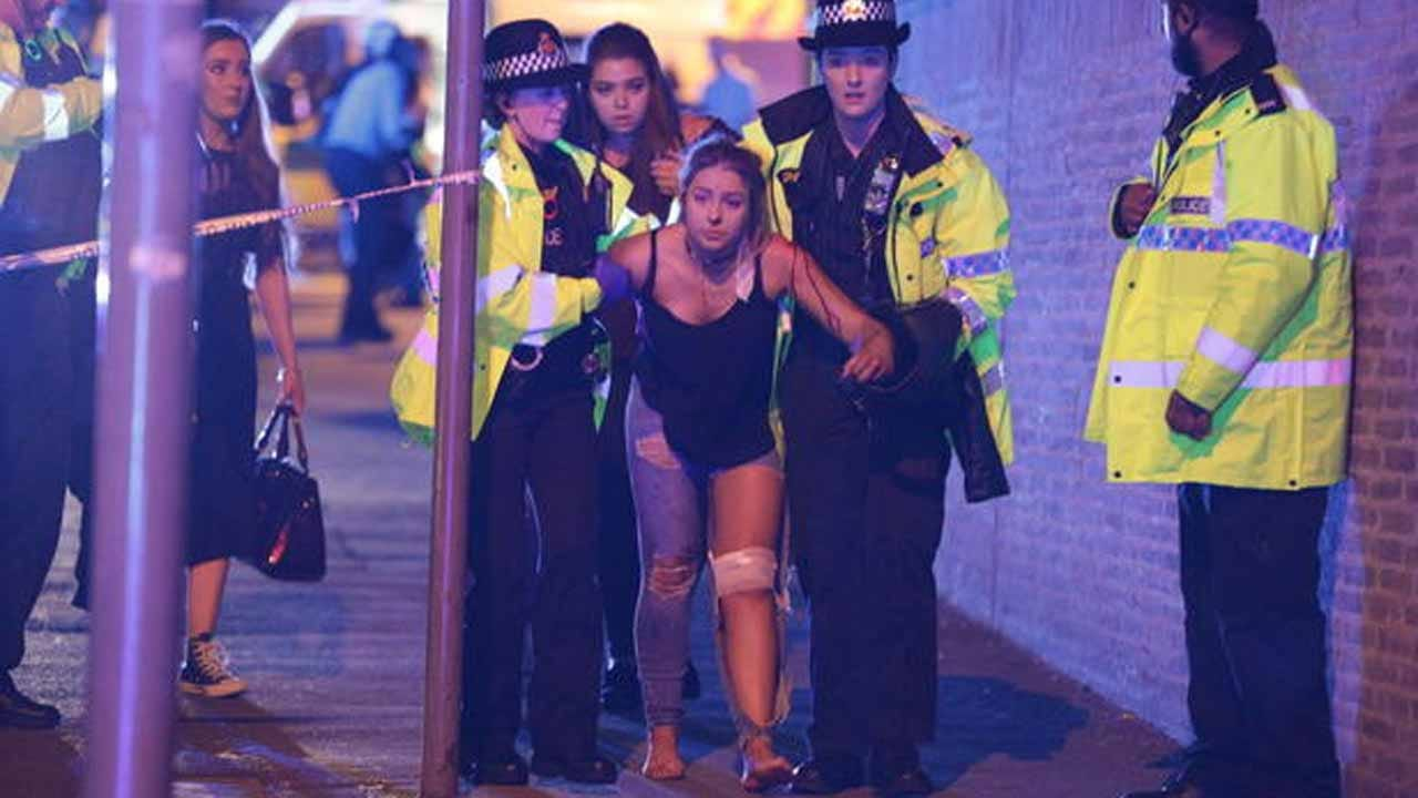 UK Police: 19 Confirmed Dead After Reports Of Explosion At Ariana Grande Concert