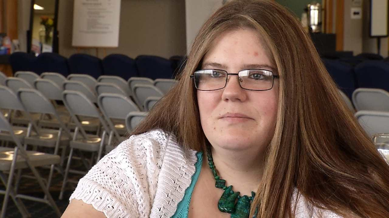Sex-Trafficking Survivor Overcomes Trauma, Prepares To Graduate College