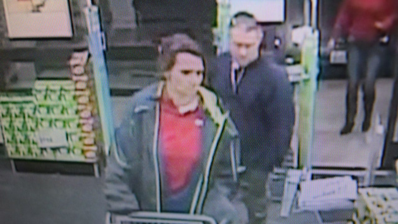 People Of Interest Sought In Burglary Of Checks, Military Medals