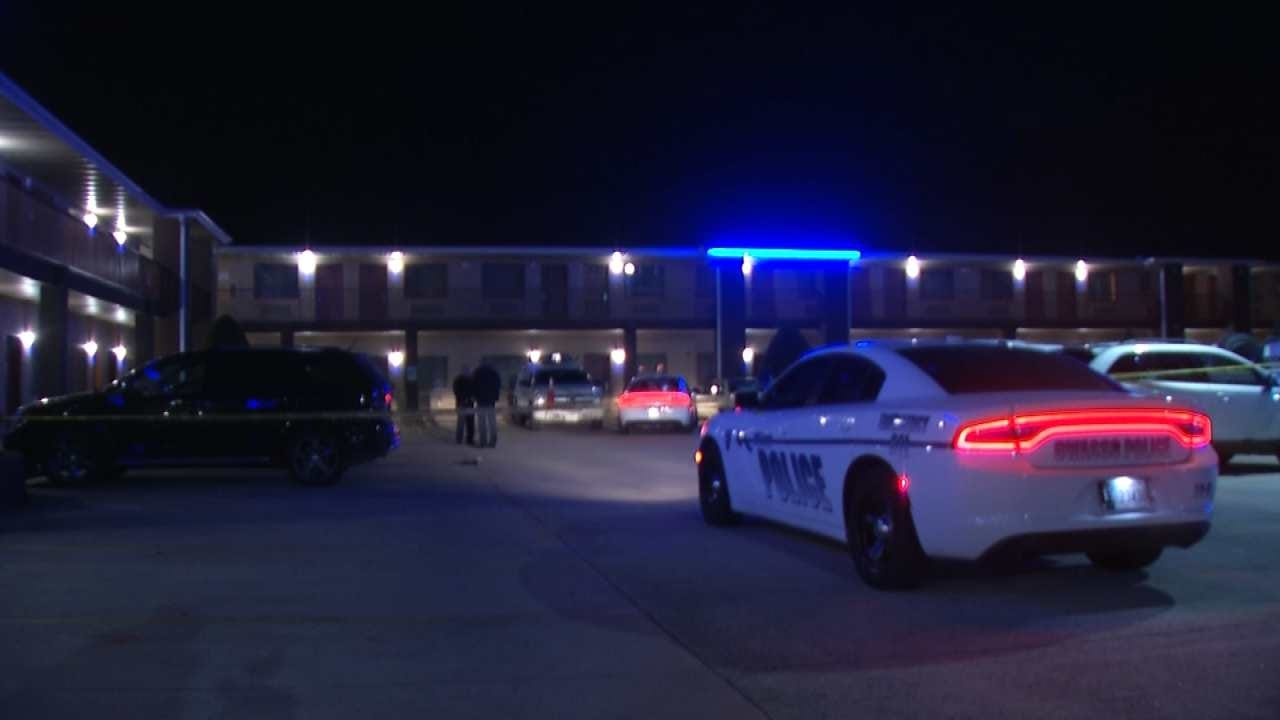 Woman In Custody Following Owasso Stabbing