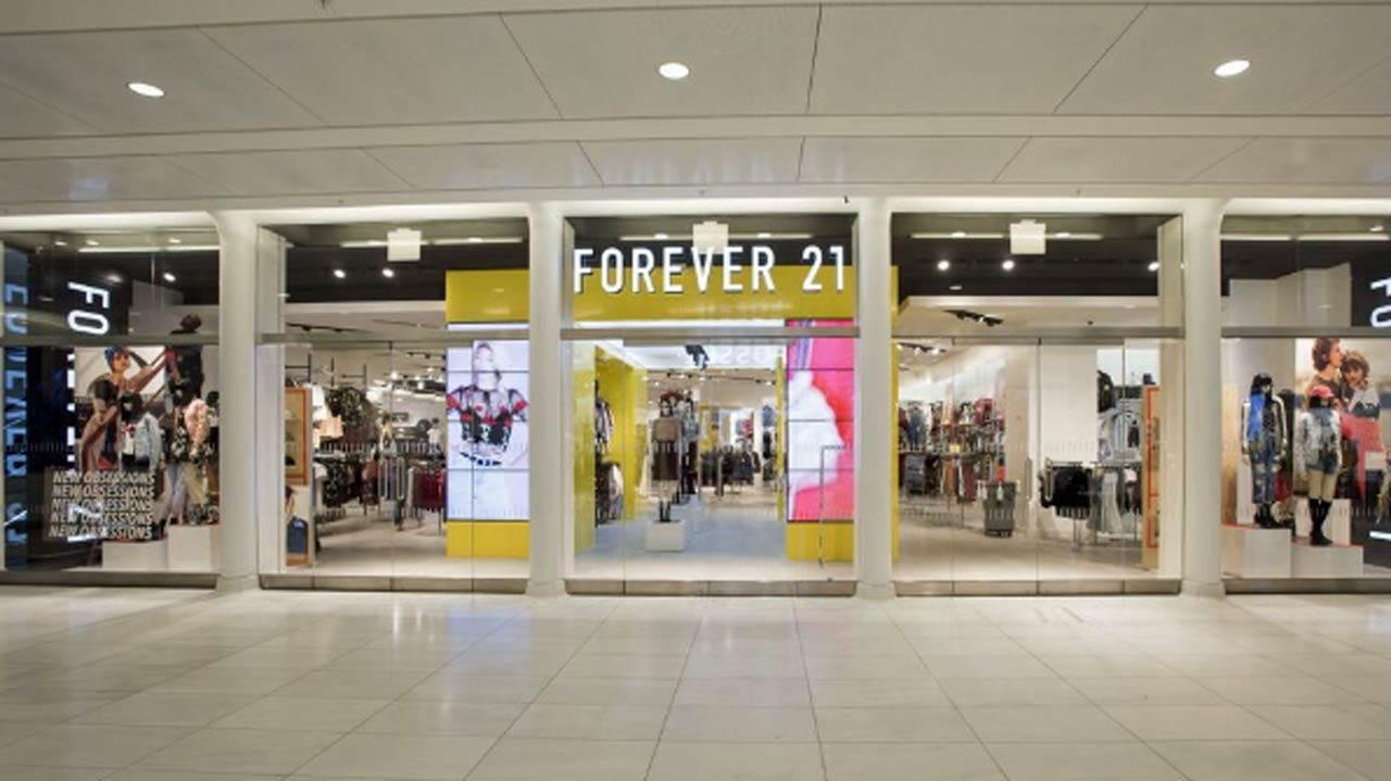 Forever 21 Files For Chapter 11 Bankruptcy