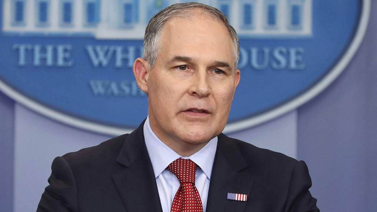 Only On 6: Scott Pruitt Speaks On EPA Challenges Amid Controversy
