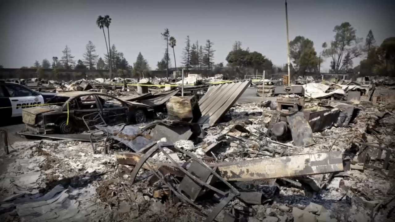 California Wildfires Fatalities Increase To 31