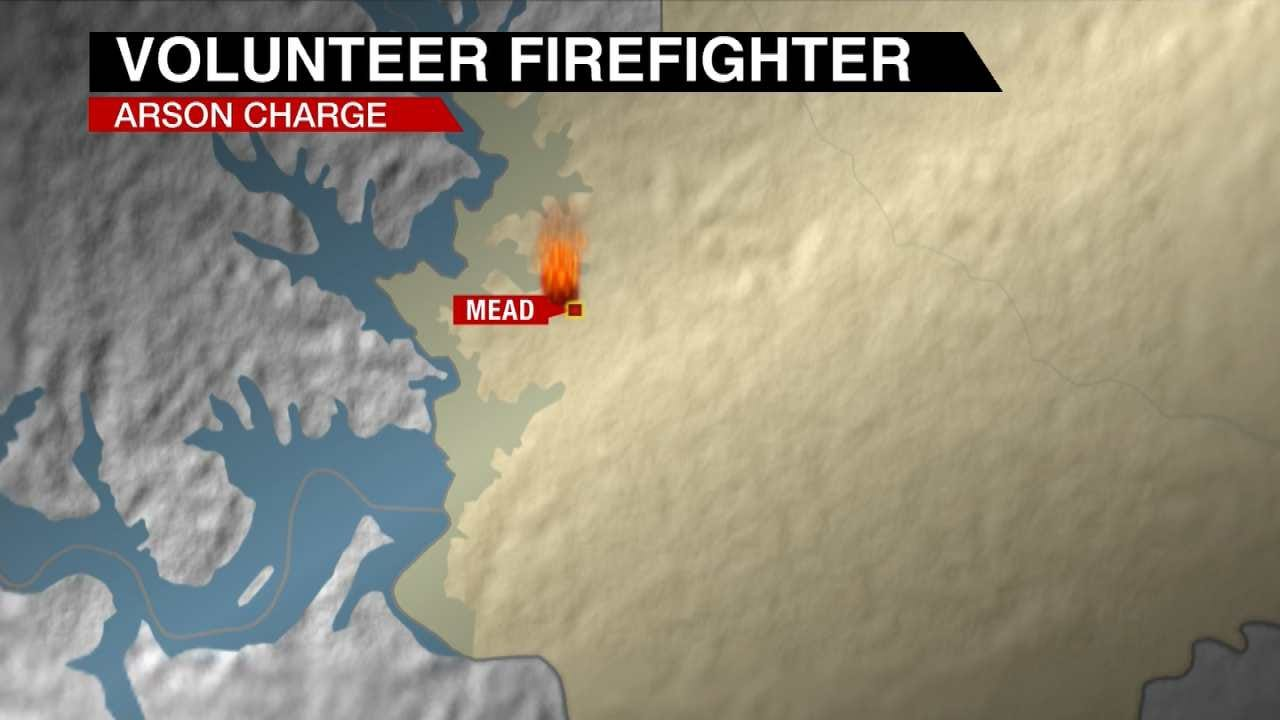 Former Oklahoma Firefighter Charged With Arson