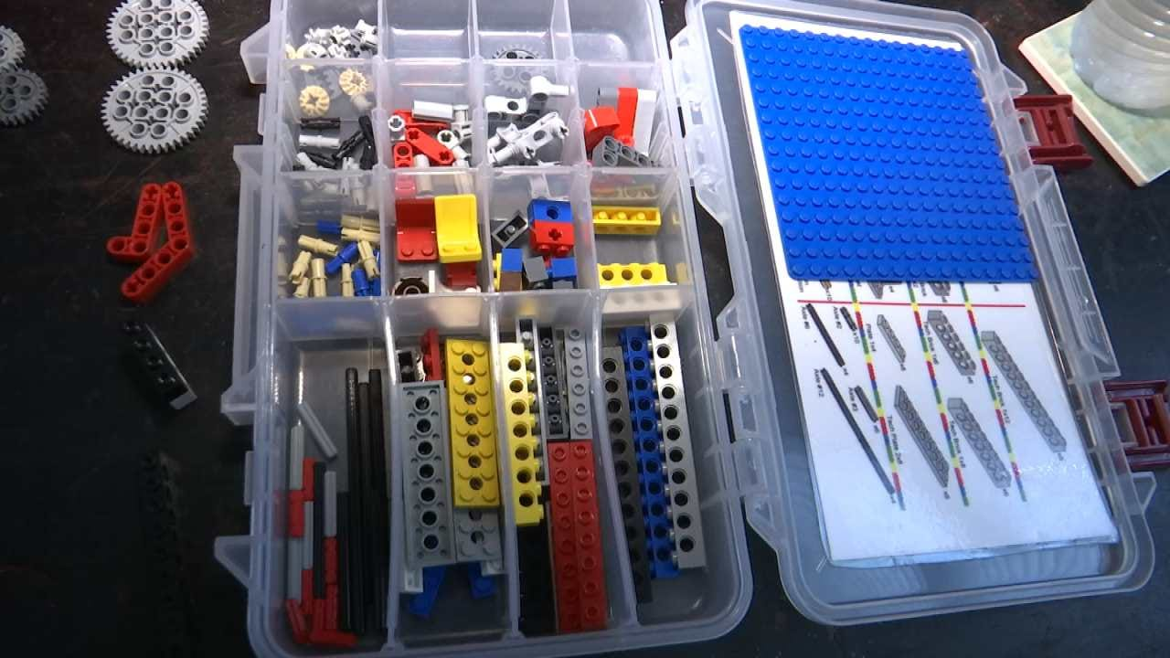 Valuable Legos Stolen From Catoosa Teacher's Car
