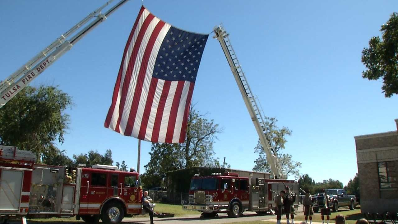 Fallen Tulsa Firefighters Remembered