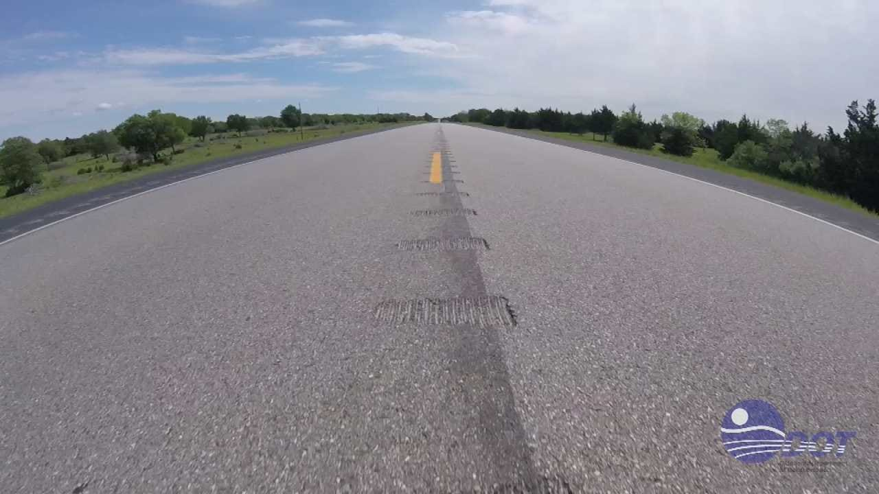 Center Line Rumble Strips Coming To Oklahoma Highways