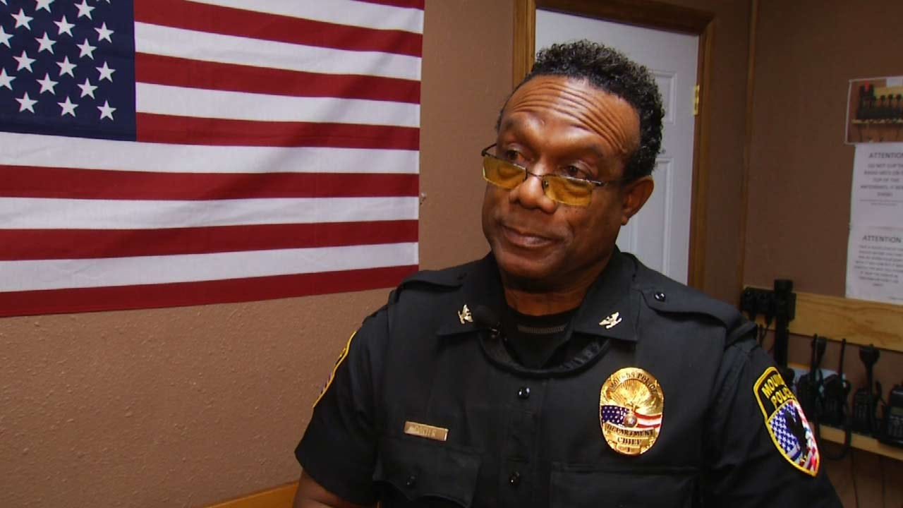 Mounds Police Chief Defends Religious Facebook Posts