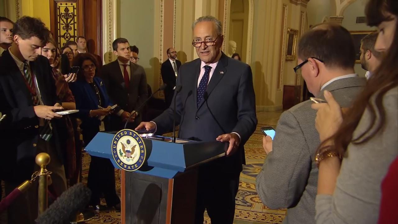 Pelosi, Schumer Say DACA Agreement Reached With Trump