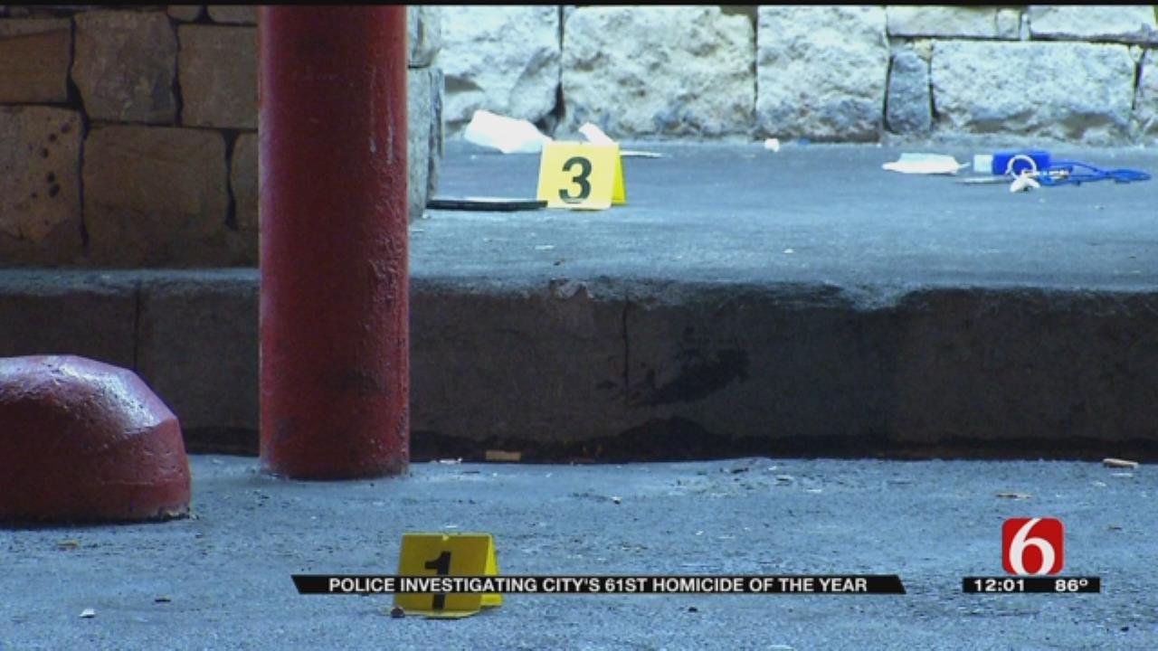 Tulsa Detectives Seek Witnesses In City's 61st Homicide Of 2017