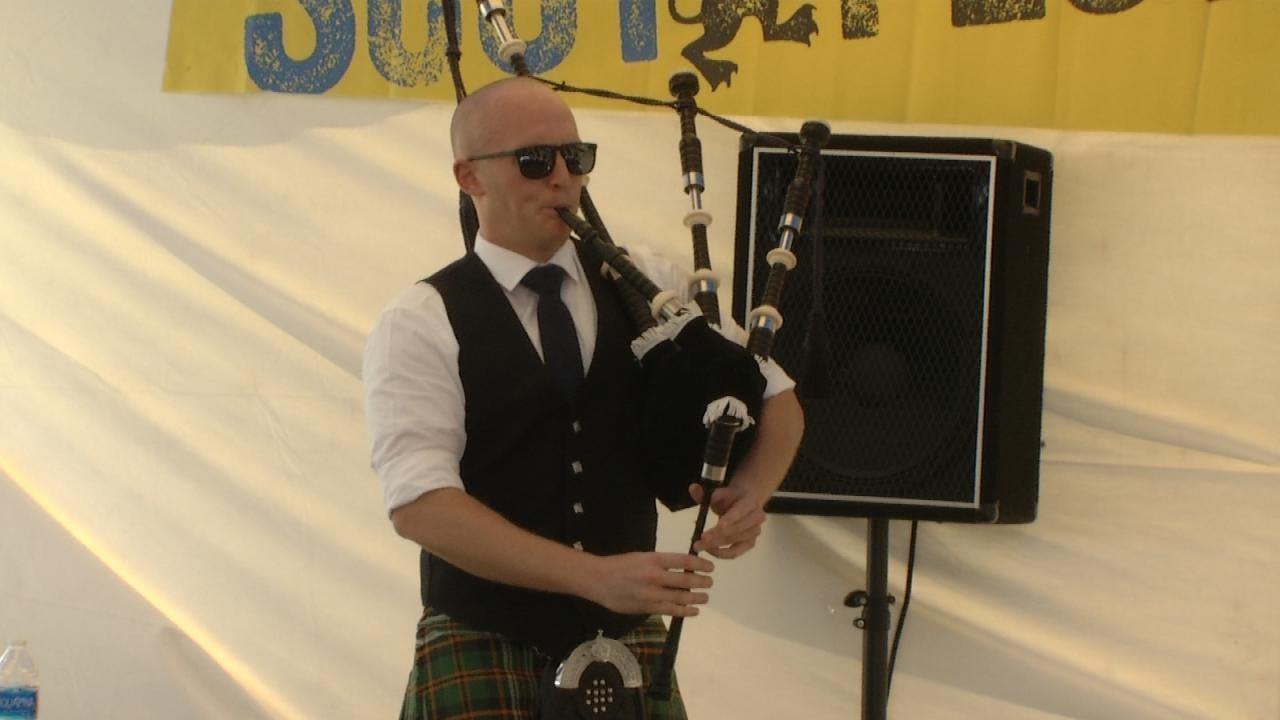 Tulsans Take In Scotfest