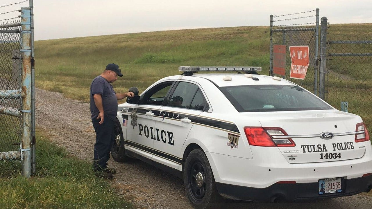 Body Of Tulsa Drowning Victim Found In Reservoir